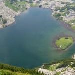chipul lacului